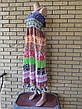 Сарафан-юбка коттоновый длинный CHURROS, фото 2