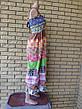 Сарафан-юбка коттоновый длинный CHURROS, фото 5
