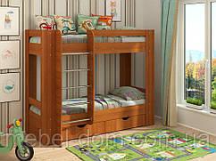 Двухъярусная кровать Дуэт-3, кровать для двоих