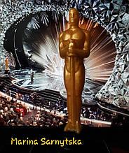 Пластикова 3D форма Оскар