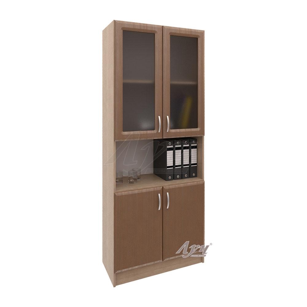 Шкаф для документов с нишей «Консул»