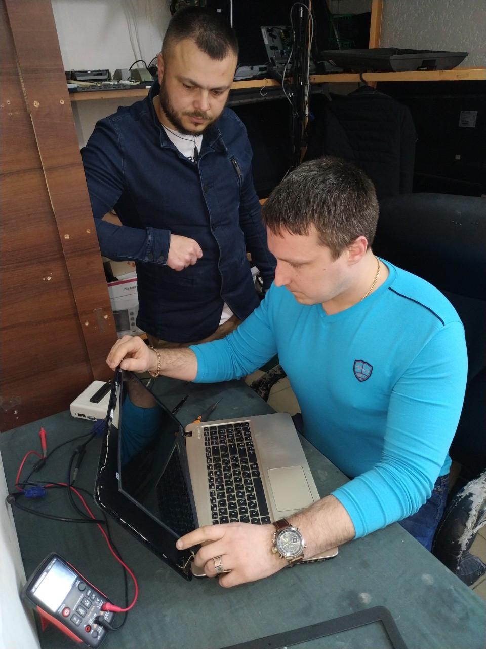 Ремонт ноутбука в Буче и Ирпене