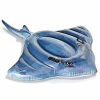 Надувной плотик Intex 57550 Скат