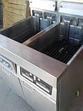 Фритюр Frymaster H 17 б\у напольный, 2 слота, профессиональный фритюр б у, фото 3