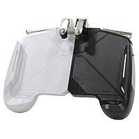 ➤Геймпад триггер Lesko AK16 Black игровой контроллер джойстик для смартфона для игр