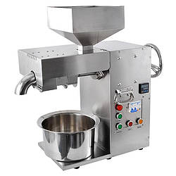 Шнековый маслопресс Oil Extractor OPM-2000  пресс для холодного отжима масла
