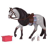 Игровая фигура lori lo38014z Голубой Конь