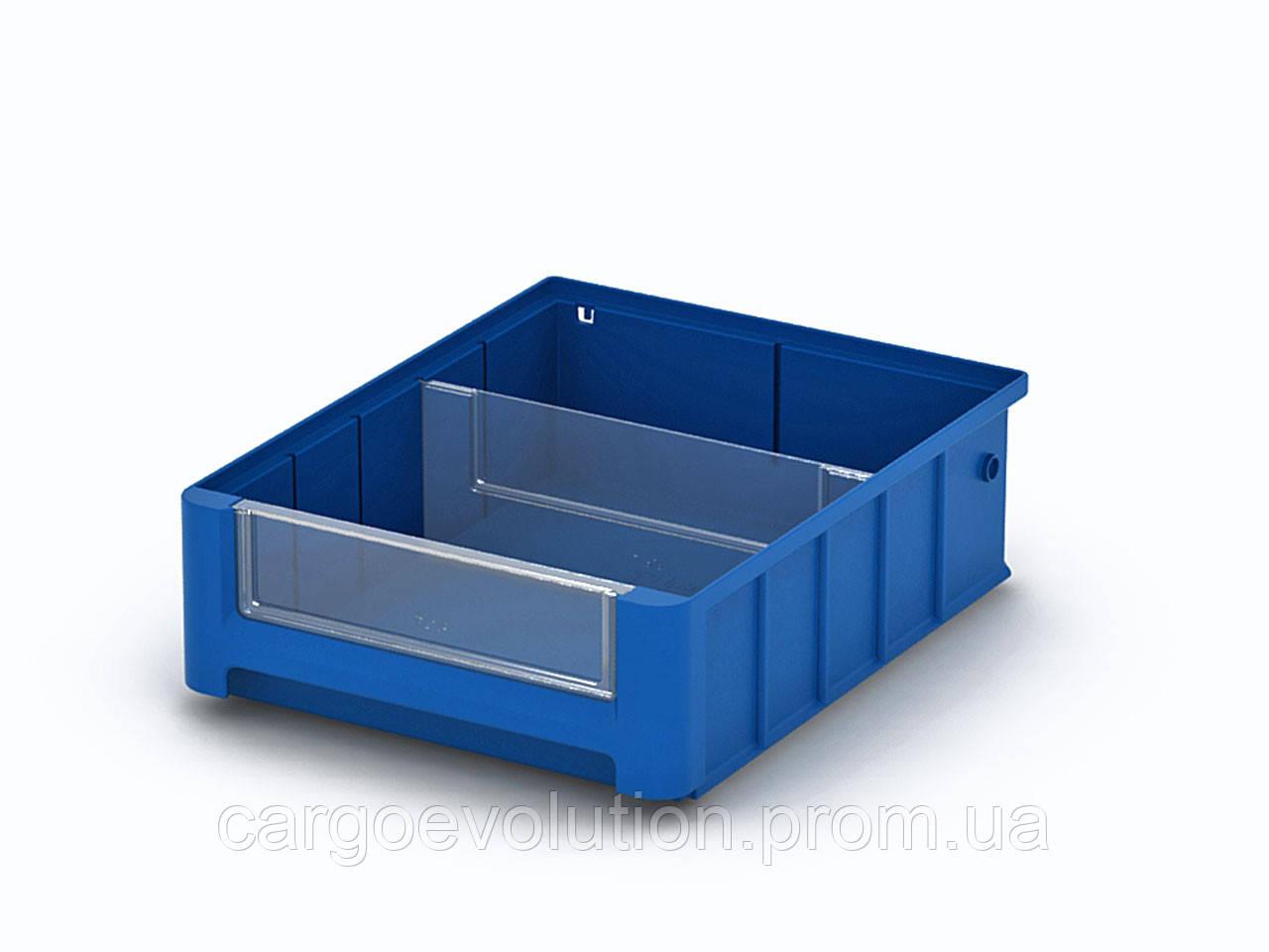Полочный пластиковый контейнер SK 300x234x90