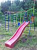 Горка детская 3 м. Цвет розовый (Бельгия), фото 2