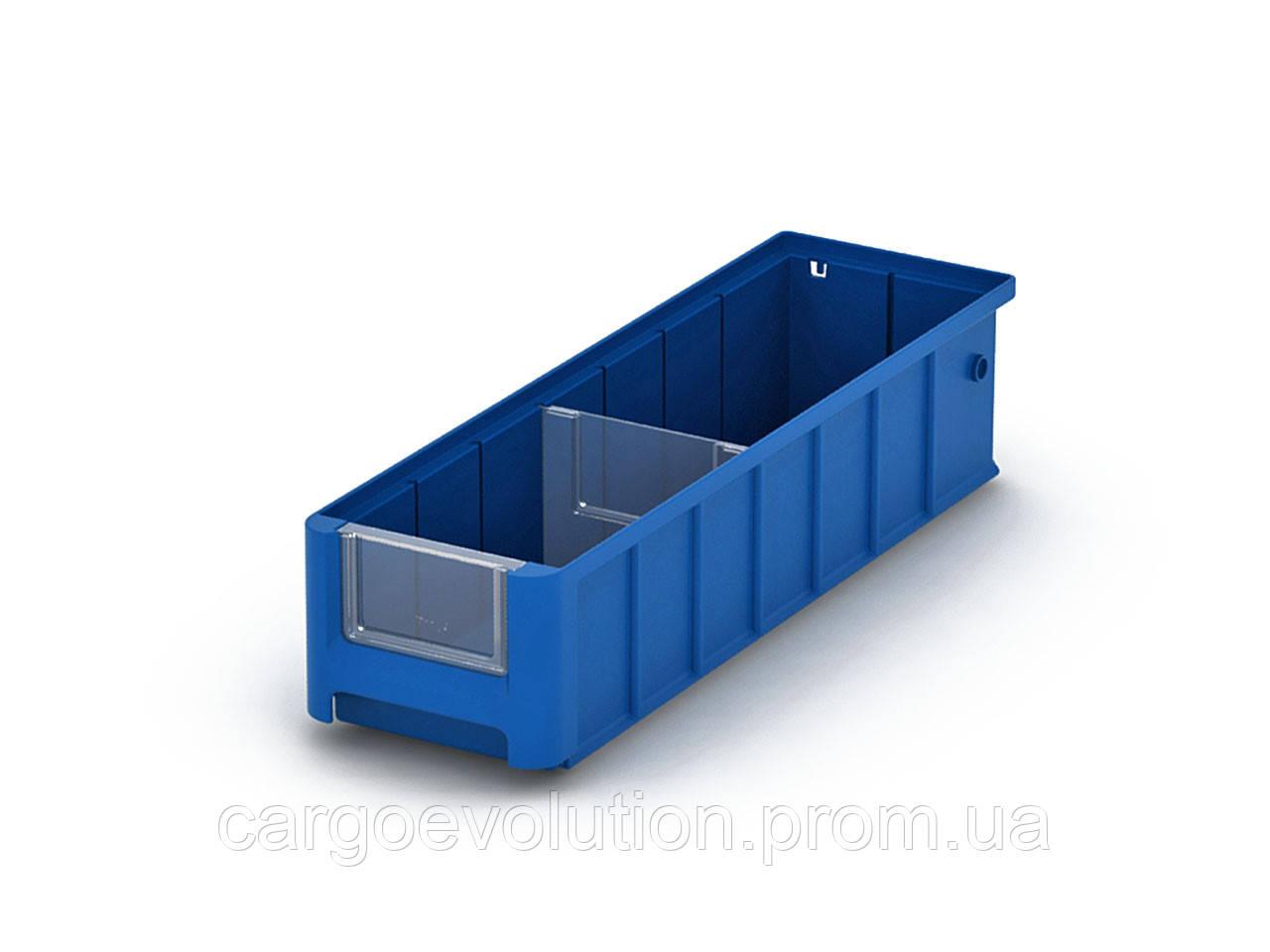 Полочный пластиковый контейнер SK 400x117x90
