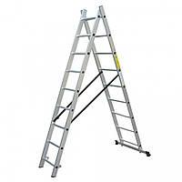 Универсальная лестница WERK LZ2110 (2х10), фото 1
