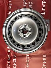 Диск сталевий R-15 Renault Logan Оригінал 7711547141