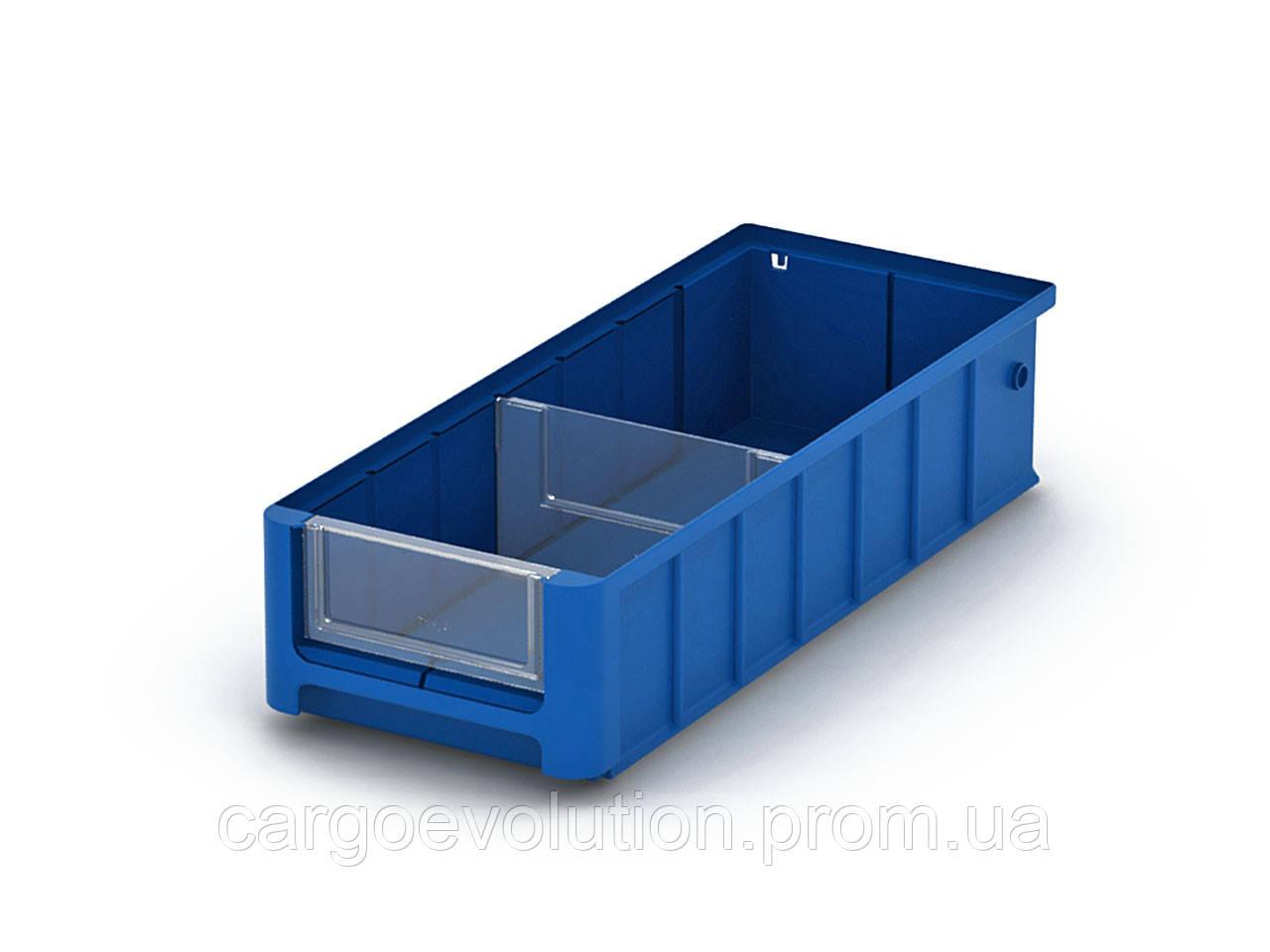 Полочный пластиковый контейнер SK 400x156x90