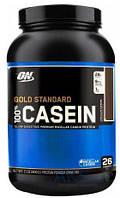 Протеин Optimum Nutrition 100% Gold Standard Casein 909g арахисовая паста