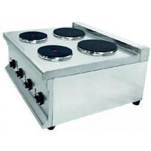 Плита эл настольная 4 круглые конф Rauder CPE-650-4T