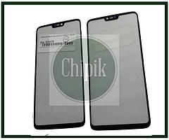 Скло для переклеювання дисплея OnePlus 6, Чорне