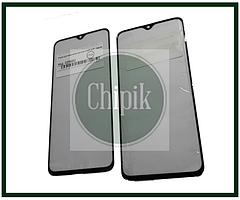 Скло для переклеювання дисплея OnePlus 6T, Чорне