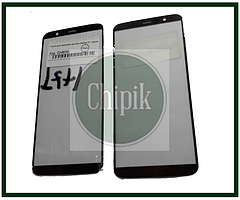 Скло для переклеювання дисплея OnePlus 5T, Чорне