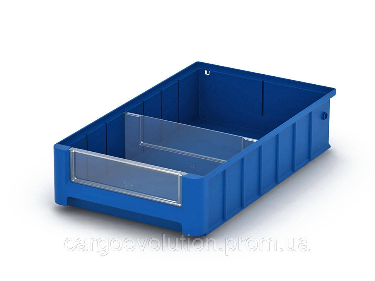 Полочный пластиковый контейнер SK 400x234x90
