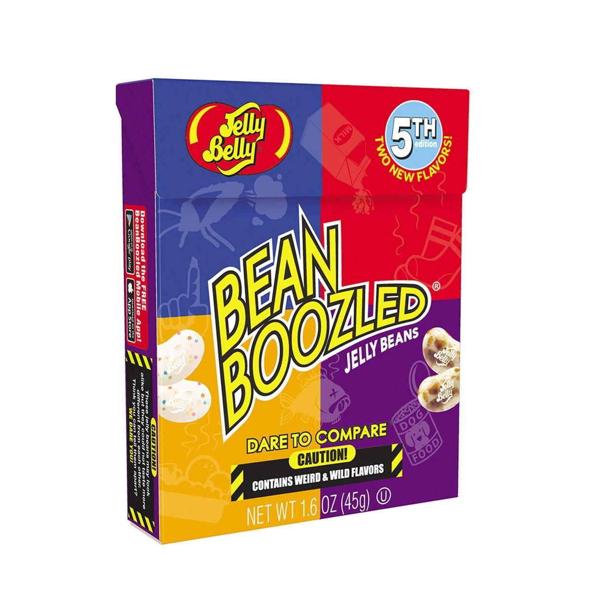 Конфеты Jelly Belly Bean Boozled 🍭 Бин Бузлд Джели Бели 45г