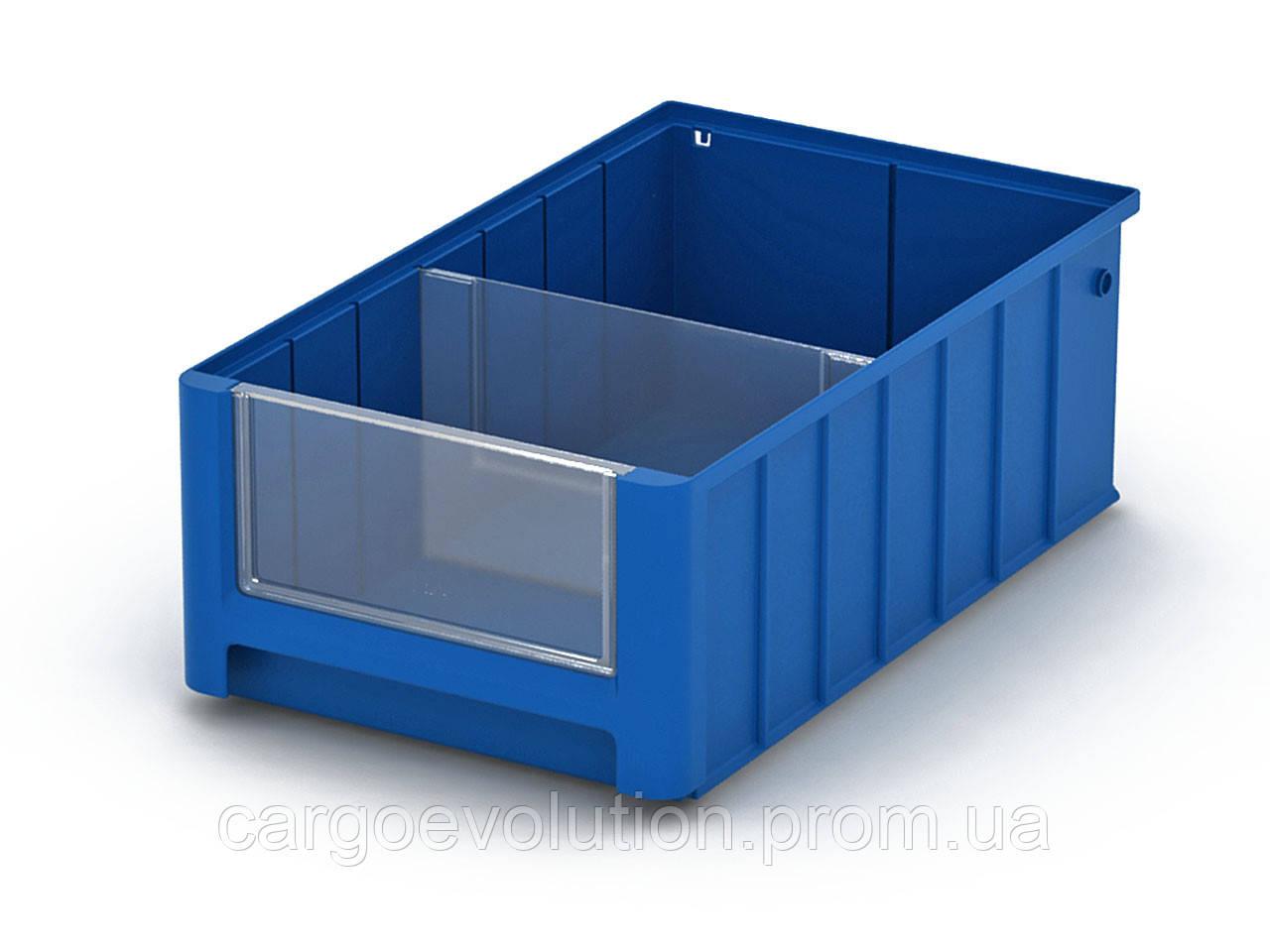Полочный пластиковый контейнер SK 400x234x140