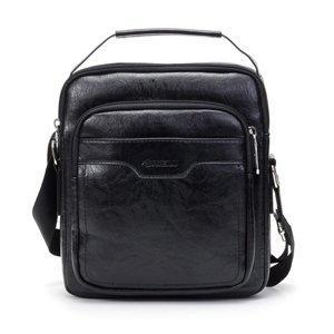 Сумка через плечо в черном цвете Код: 116-3 black