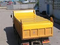 Тент, автонакидка на кузов автомобиля из полиэстровой ткани