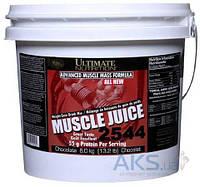 Гейнер Ultimate Nutrition Muscle Juice 2544 6000g шоколад