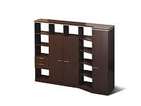 Шкаф высокий для одежды Ньюмен 2502x600x1882 N5.73.25, фото 1