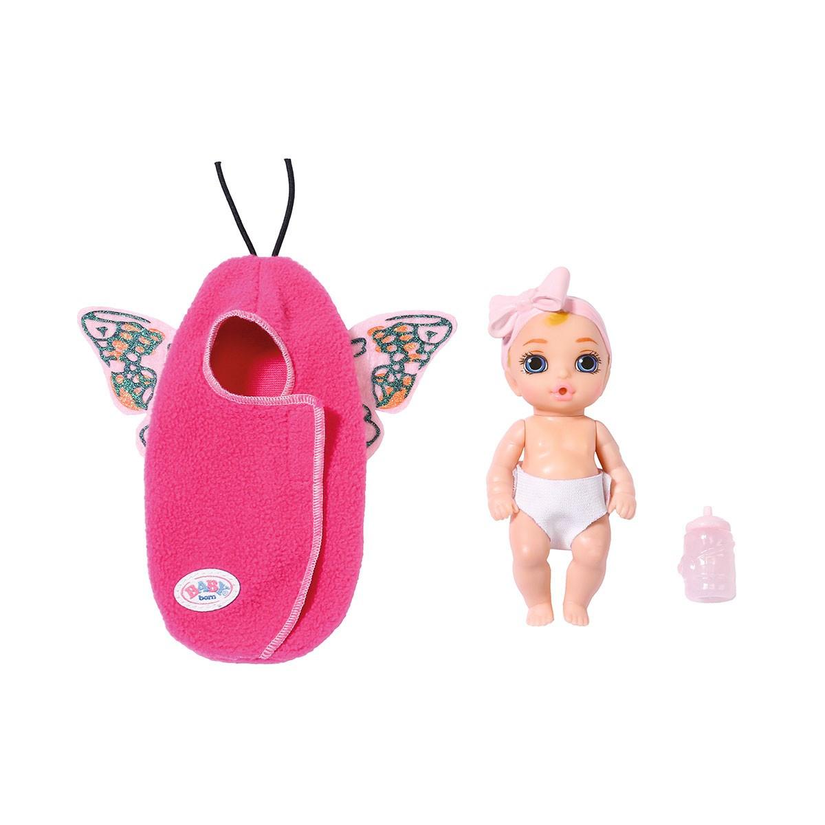 Игровой набор с куклой BABY BORN - ОЧАРОВАТЕЛЬНЫЙ СЮРПРИЗ   904060