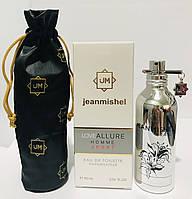 Мужская парфюмированная вода jeanmishel Love Allure Homme Sport 90ml