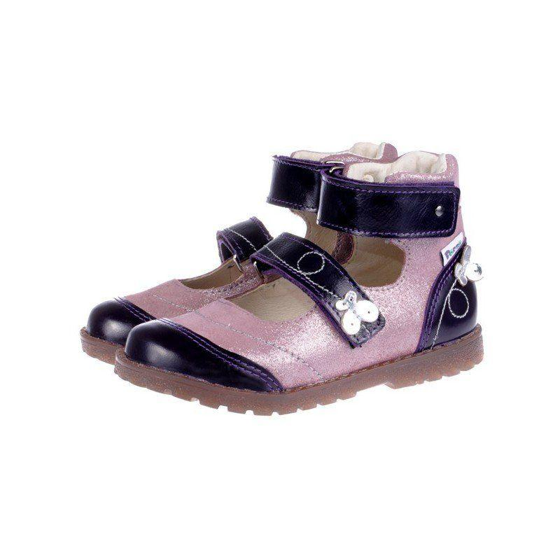 Туфли для девочки с супинатором Murgala 2122-50 размер - 19