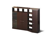 Шкаф высокий для одежды Ньюмен 2502x600x1882 N5.76.25, фото 1