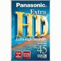 Кассета для видеокамеры 16 мм PANASONIC VHS COMPACT NV-EC 45 HF