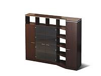 Шкаф высокий для одежды Ньюмен 2502x600x1882 N5.77.25, фото 1