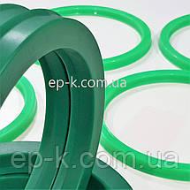 Манжета полиуретановая PU 40х30х7 Green, фото 3