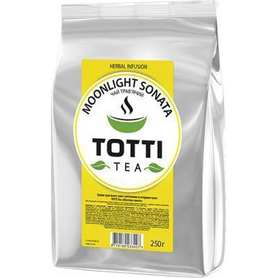 """TОТТІ Tea пакет.""""Місячна Соната"""" трав'яний"""