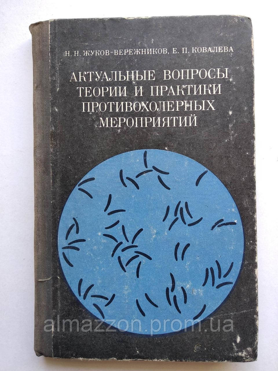 Актуальные вопросы теории и практики противохолерных мероприятий Е.П.Ковалева