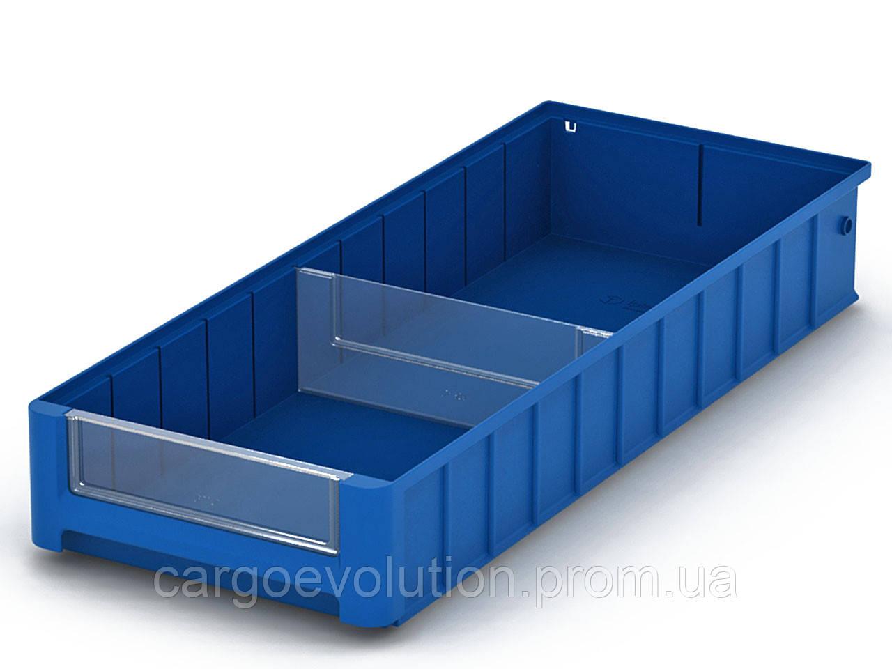 Полочный пластиковый контейнер SK 600x234x90