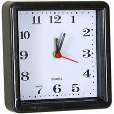 Настольные часы - будильник 10×10×3 см, фото 3