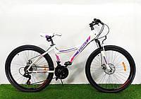 Подростковый горный велосипед Azimut Navigator 24 GD ( 14 рама)