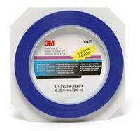 3M™ 06405 Синяя маскирующая лента 471, 6 мм x 33 м