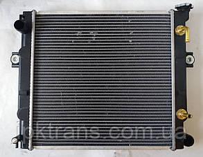 Радиатор охлаждения на погрузчик Toyota FG/FD 10 - 18 (6400 грн) 16410-23331-71, 164102333171