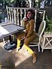 Жіночий костюм, брюки-дудочки і подовжений піджак, костюмна тканина. Розмір: 42-44. Різні кольори. (Р 2458), фото 5