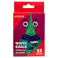 Мел белый Kite Jolliers 12 штук