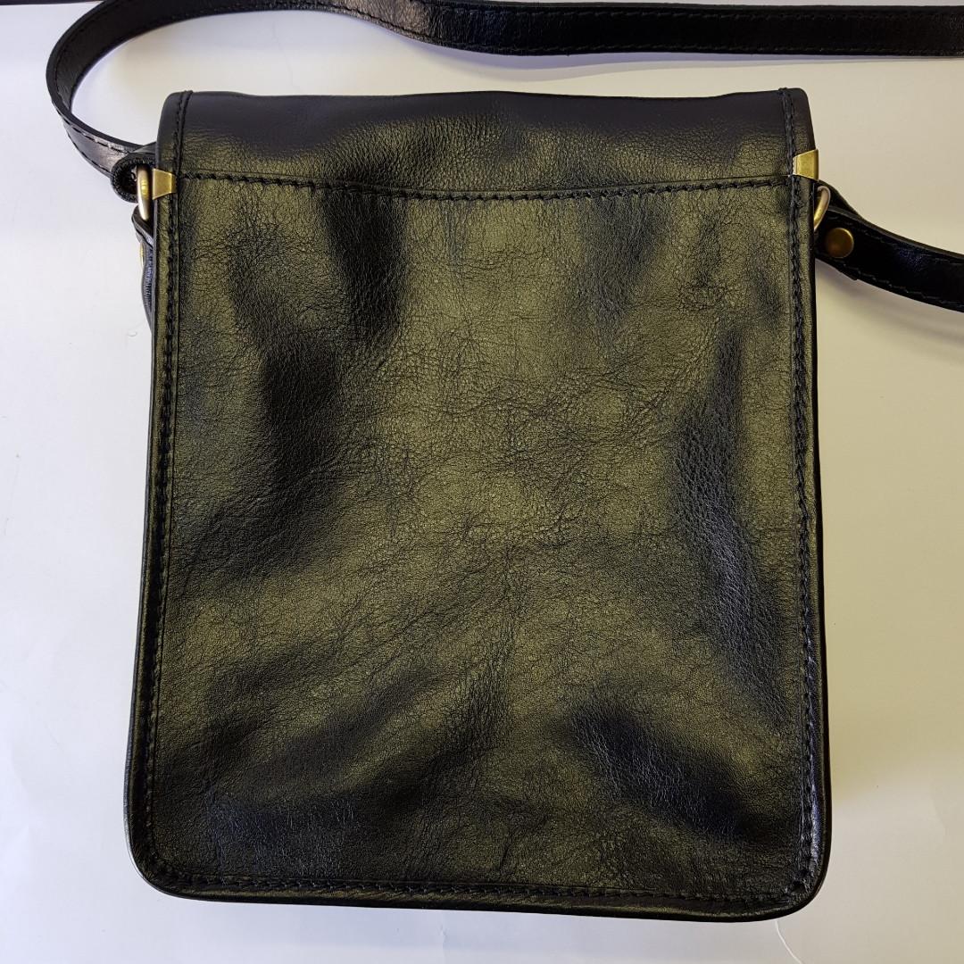 93ea3199bde6 Мужская сумка из натуральной кожи через плечо Италия: продажа, цена ...
