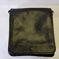 Мужская сумка из натуральной кожи через плечо Италия