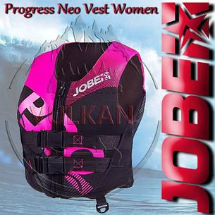 Фирменный неопреновый жилет Jobe Progress Neo Vest Women (L), фото 2