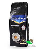 Кофе в зёрнах Movenpick Espresso, 1 кг (90/10)