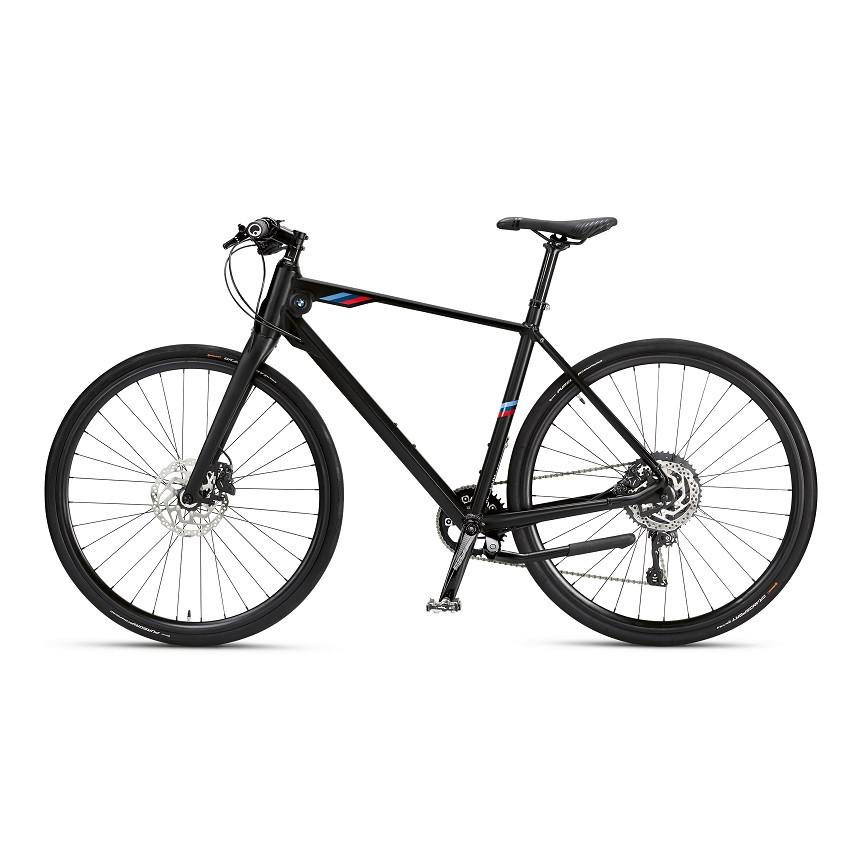 Оригінальний велосипед BMW M Bike, Black Matt, артикул 80912465986
